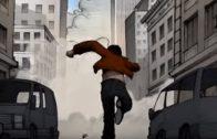 9-11/9-11. Cortometraje de animación dirigido por Mel Chin sobre el 11-S
