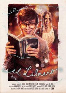 El librero cortometraje cartel poster