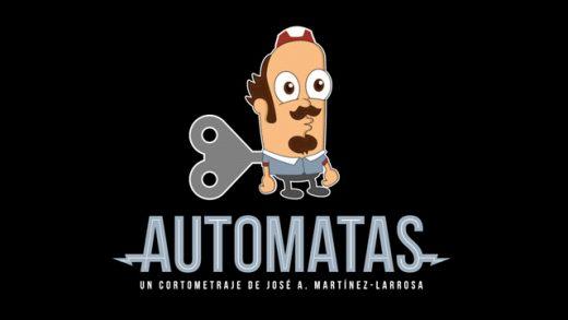 Autómatas. Cortometraje español con Juanma Cifuentes