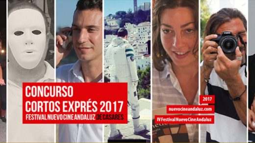 Abierto el plazo de inscripción de la cuarta edición del Concurso Cortos Exprés del Festival Nuevo Cine Andaluz
