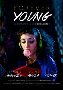 Forever Young cortometraje cartel poster