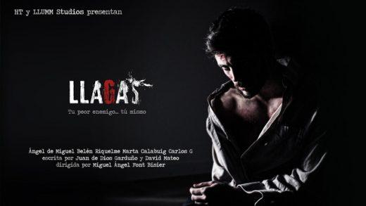 Llagas. Cortometraje español de terror de Miguel Ángel Font Bisier