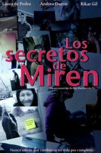 Los secretos de Miren cortometraje cartel poster