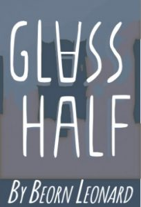 Glass Half cortometraje cartel poster