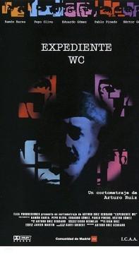 Expediente WC cortometraje cartel poster