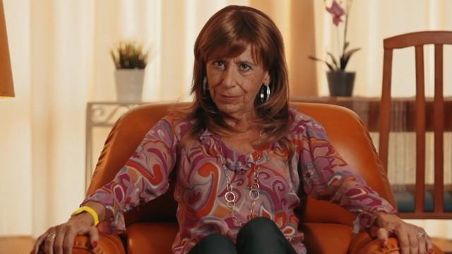 María Alfonsa Rosso. Cortometrajes online de la actriz española