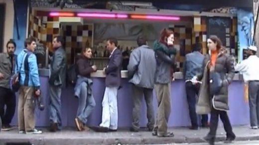 Mendizábal. Cortometraje documental español de Raúl Mancilla