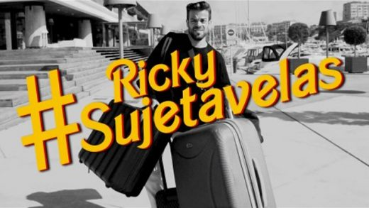 Ricky sujetavelas. Cortometraje español de Ricky Merino