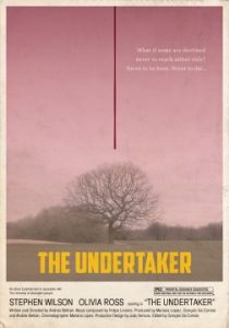 The Undertaker cortometraje cartel poster