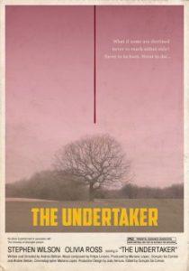 The Undertaker cortometraje cartel poster