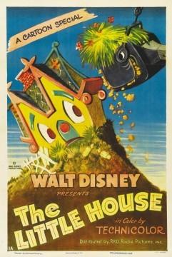 La pequeña casa the little house cortometraje cartel poster