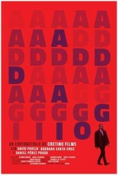 Adagio cortometraje cartel poster