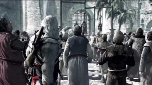 Assassin's Creed: Official Trailer. Videojuego desarrollado por Ubisoft