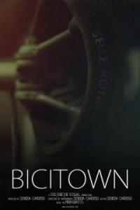 Bicitown cortometraje cartel poster