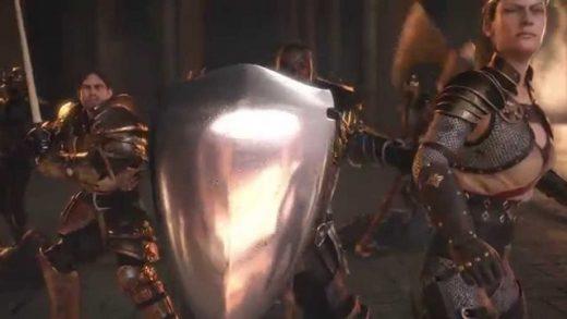 Dungeons & Dragons Tyranny of Dragons. Cinemática del Videojuego