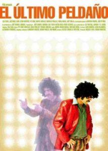 El ultimo peldaño cortometraje cartel poster
