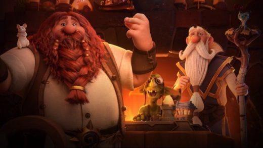 ¡Hearthstone llegó! Cortometraje de animación del videojuego de Blizzard