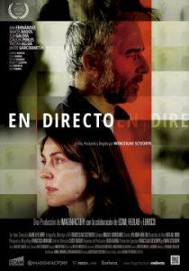 En directo cortometraje cartel poster