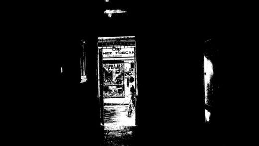 kinogregueria 04 El callejón. Cortometraje surrealista de Julio Rabadán