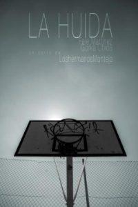 La huida cortometraje cartel poster