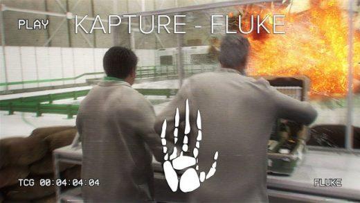 Oats Studios: Volume 1 - Kapture: Fluke. Cortometraje de Neill Blomkamp