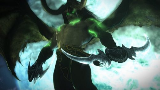 World of Warcraft: The Burning Crusade Cinematic Trailer. Blizzard
