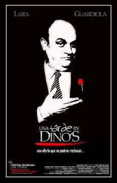 Una tarde en Dino's cortometraje cartel poster