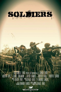 Soldiers cortometraje cartel poster