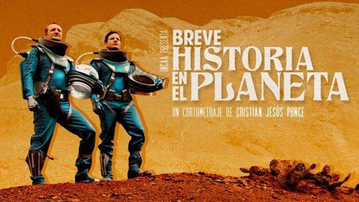 Breve historia en el planeta. Cortometraje argentino de Ciencia-Ficción
