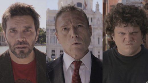 Caretos. Cortometraje español comedia romántica de Luis Sánchez-Polack