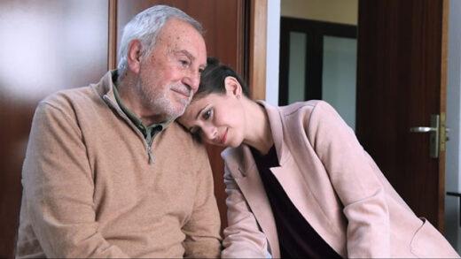 Con los abuelos, somos +Familia. Cortometraje de Hirukide
