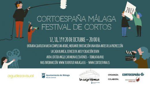 CortoEspaña llega a Málaga el 17 de octubre