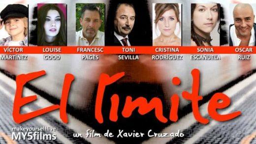 El límite. Cortometraje español de Xavier Cruzado con Toni Sevilla