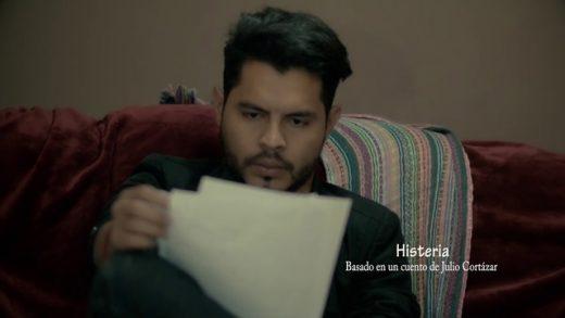 Histeria. Cortometraje hondureño de Marlon Abel Herrera