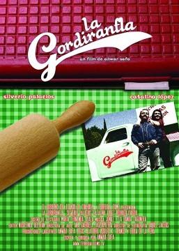 La gordiranfla cortometraje cartel poster