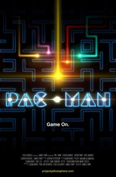 Pac-Man the Movie cortometraje cartel poster