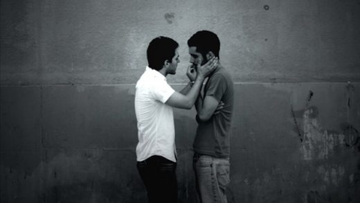Muro. Cortometraje y drama LGBT español de Juanma Carrillo