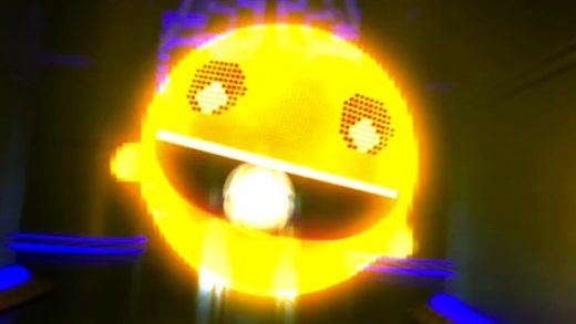 PAC-MAN The Movie. Cortometraje FanFilm de James Farr