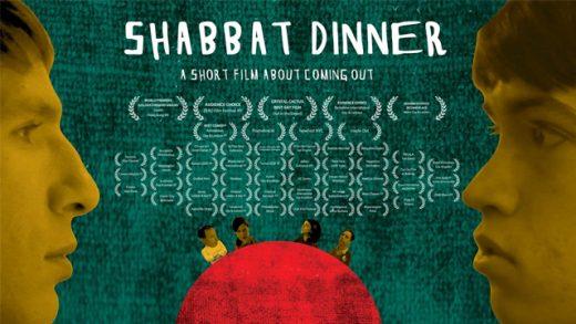 Shabbat Dinner. Cortometraje LGBT de Michael Morgenstern