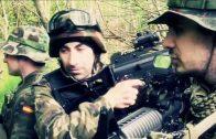 Soldiers. Cortometraje español y comedia de acción de Juanjo Haro