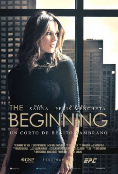 The Beginning cortometraje cartel poster