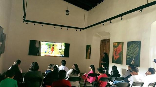 Presentan muestra de cortometrajes realizados en Xalapa y la región