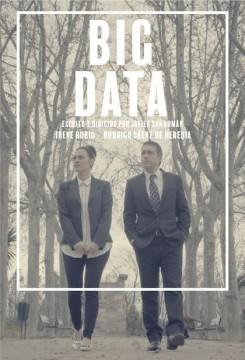 Big data cortometraje cartel poster