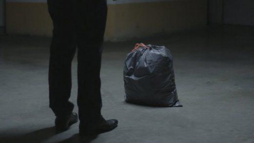 La bolsa. Cortometraje español de terror de Sergio Manuel Sánchez