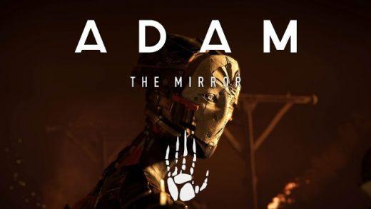 Adam: The mirror. Cortometraje de animación dirigido por Neill Blomkamp