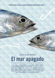 El mar apagado cortometraje cartel poster