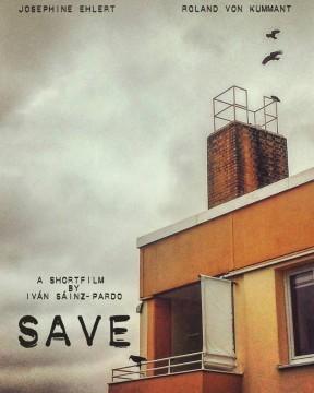 Save cortometraje cartel poster