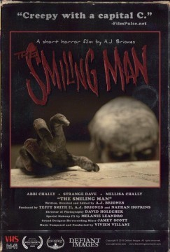 The smiling man cortometraje cartel poster