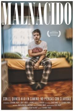Malnacido cortometraje cartel poster