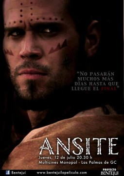 Ansite cortometraje cartel poster